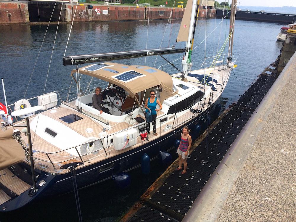 Discovery 55 Freja | Cruising Attitude Sailing Blog - Discovery 55