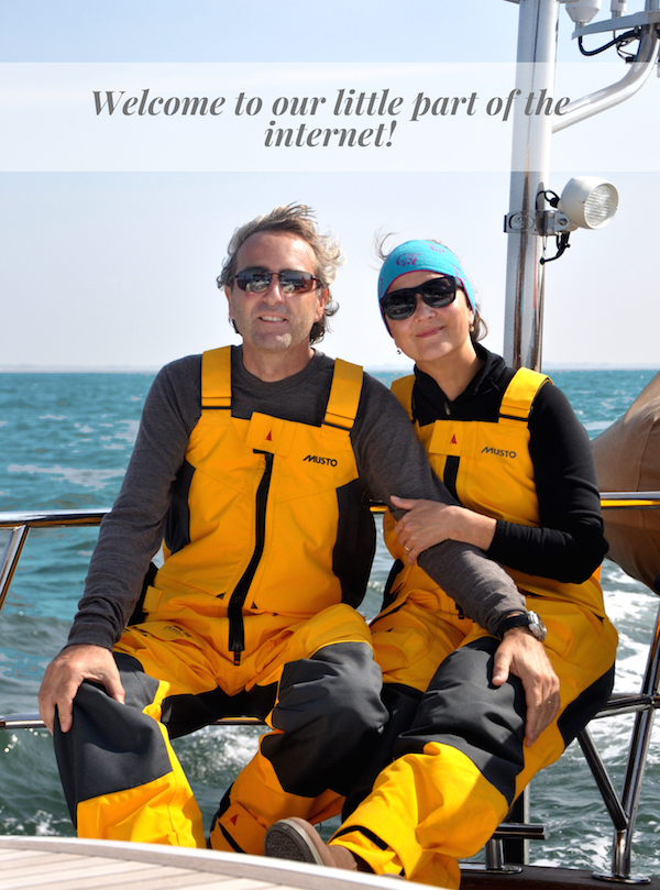 Cruising Attitude Sailing Blog - Discovery 55