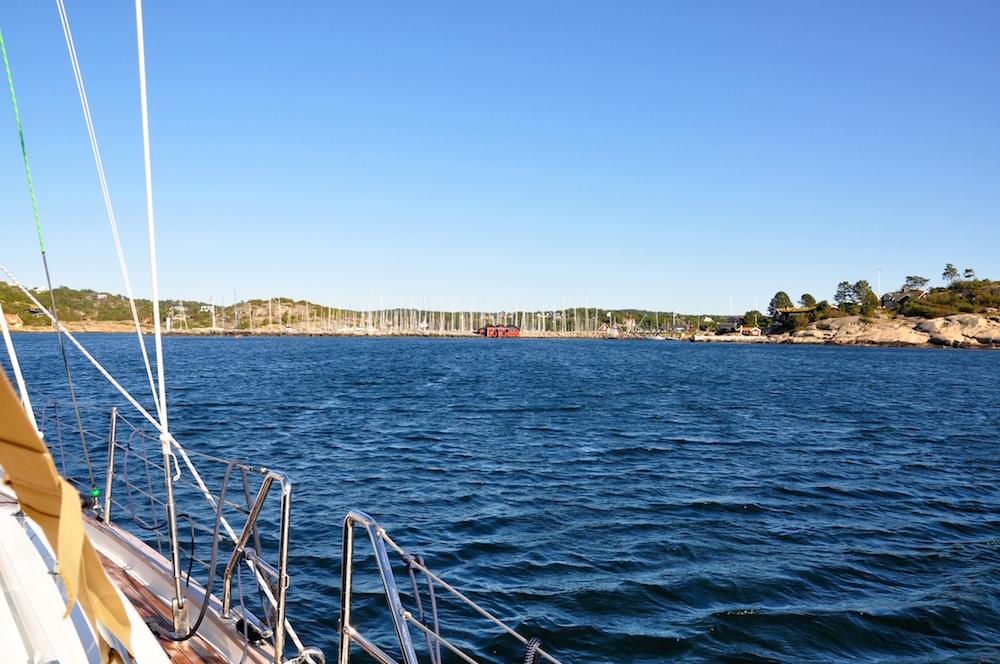 Kullavik, Sweden | Cruising Attitude Sailing Blog - Discovery 55