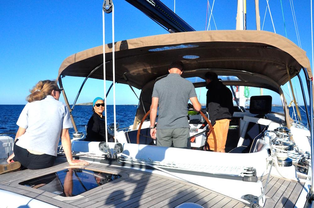 Sailing to Marstrand | Cruising Attitude Sailing Blog - Discovery 55
