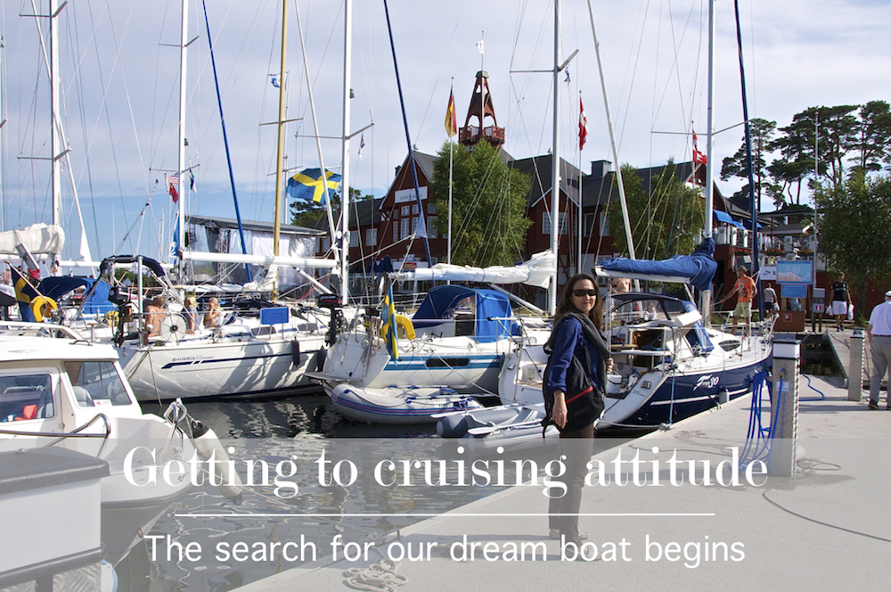 The search for out dream boat begins | Cruising Attitude Sailing Blog - Discovery 55
