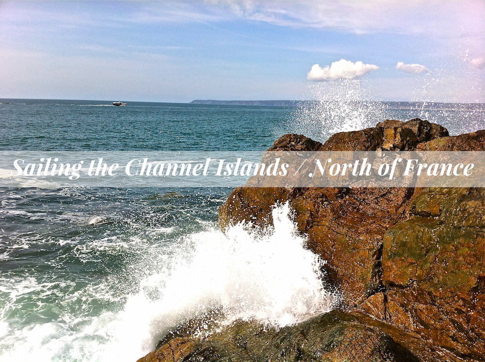 Sailing the Channel Islands | Cruising Attitude Sailing Blog - Discovery 55