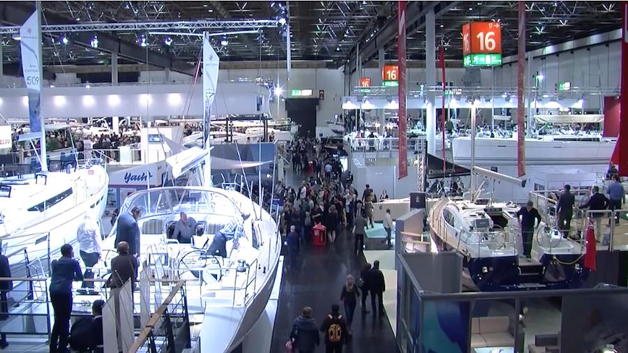 Düsseldorf Boat Show | Cruising Attitude Sailing Blog - Discovery 55