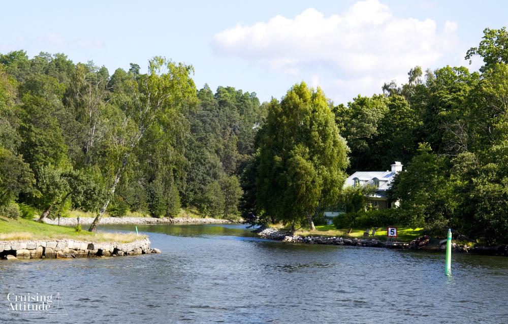 Stockholm Archipelago | Cruising Attitude Sailing Blog - Discovery 55