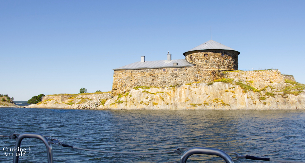 Dalaröskans in the Stockholm Archipelago | Cruising Attitude Sailing Blog - Discovery 55