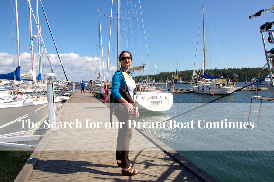The Search for our dream boat continues | Cruising Attitude Sailing Blog - Discovery 55
