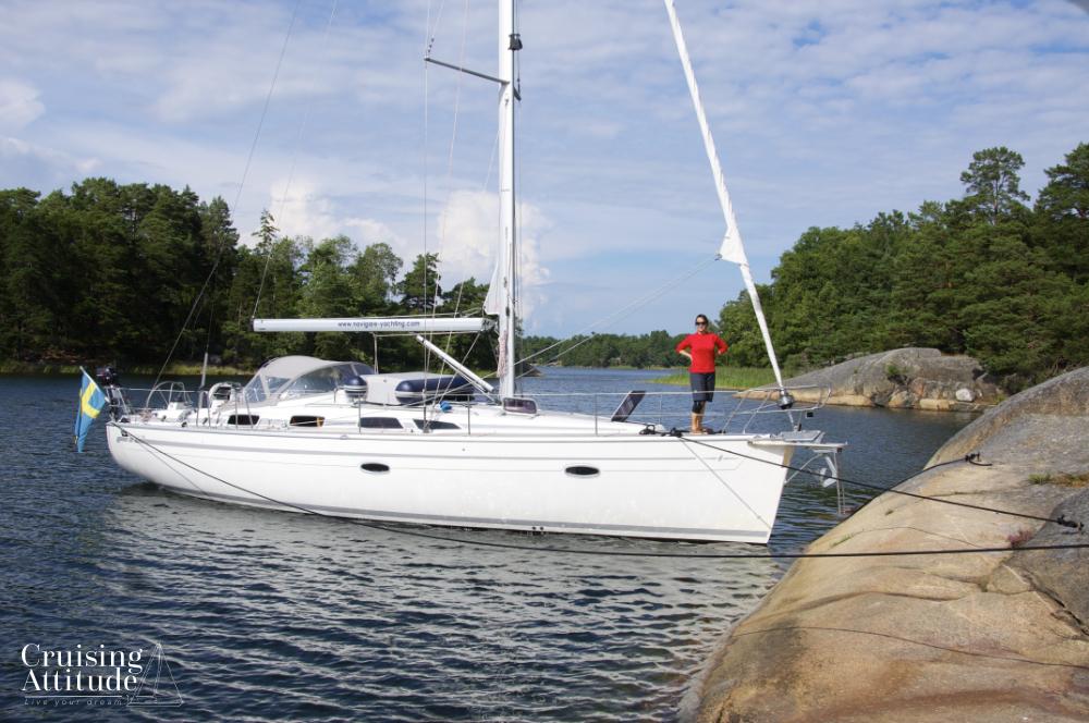 Paradiset, Stockholm Archipelago | Cruising Attitude Sailing Blog - Discovery 55