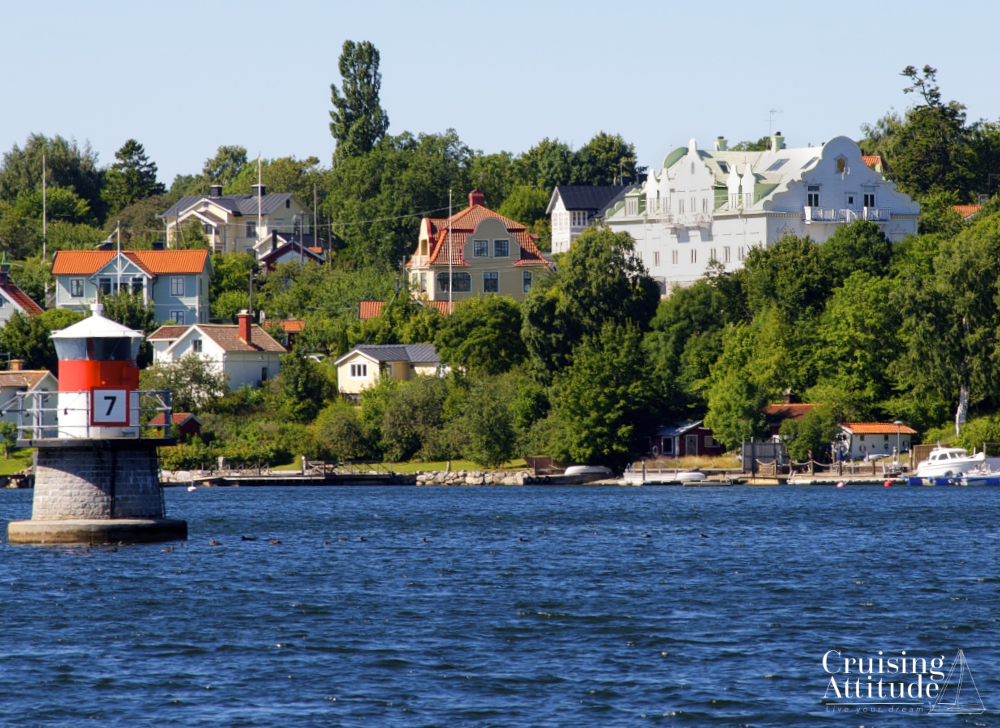 Dalarö, Stockholm Archipelago | Cruising Attitude Sailing Blog - Discovery 55