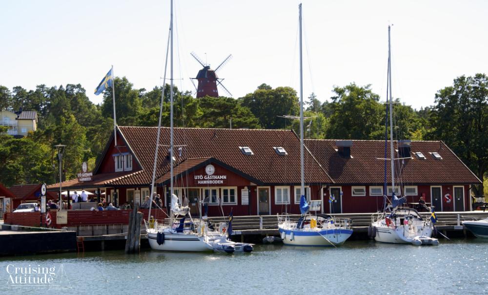 Utö, Stockholm Archipelago | Cruising Attitude Sailing Blog - Discovery 55