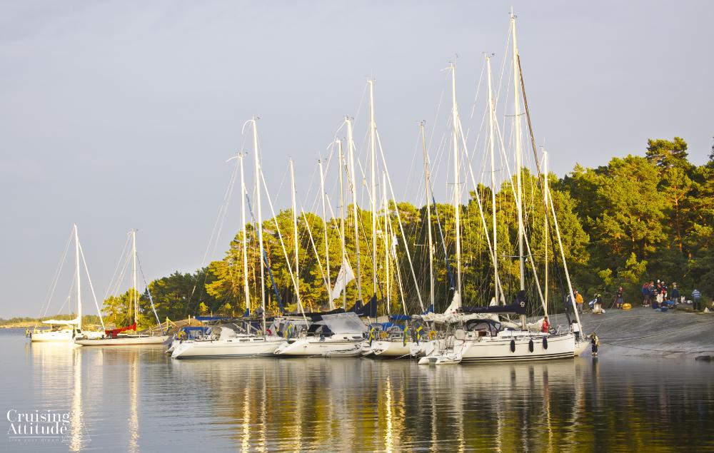 Österviken, Lökaö | Cruising Attitude Sailing Blog - Discovery 55