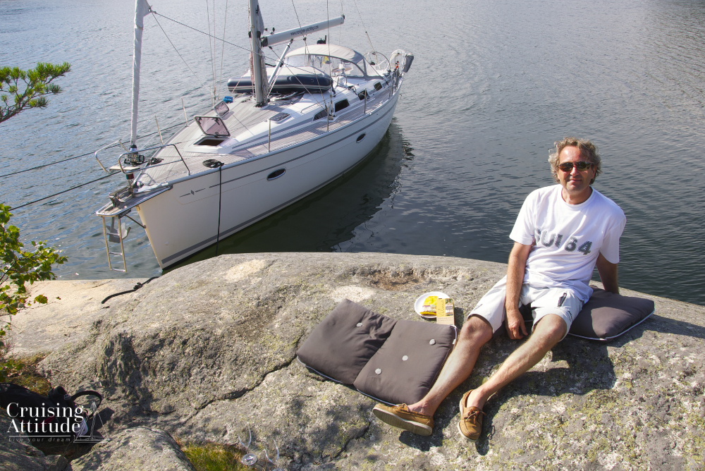 Paradiset in the Stockholm Archipelago | Cruising Attitude Sailing Blog - Discovery 55