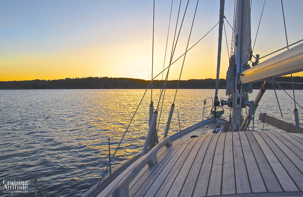 Sailing Norway | Cruising Attitude Sailing Blog - Discovery 55