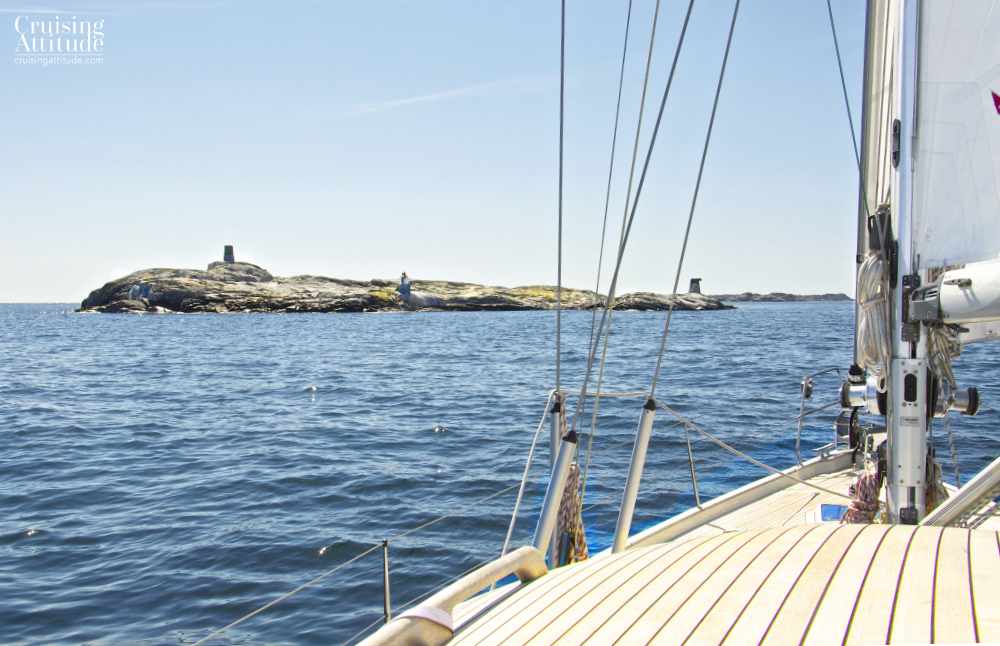 Sailing Norway - southern coast | Cruising Attitude Sailing Blog - Discovery 55