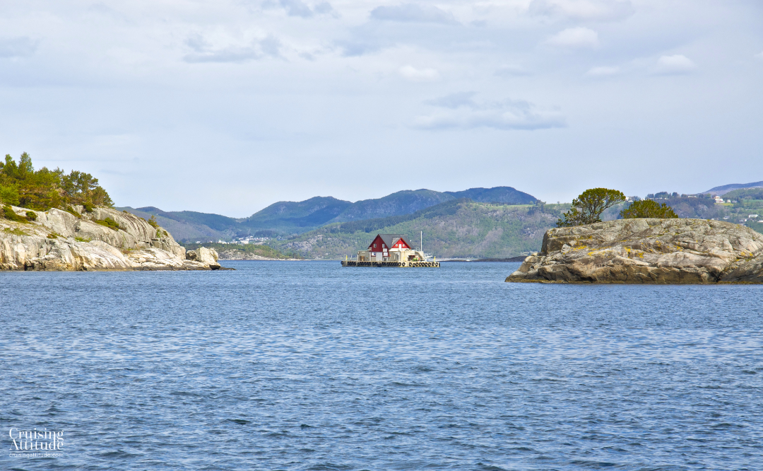 Coaching Cruise in Norway | Cruising Attitude Sailing Blog - Discovery 55