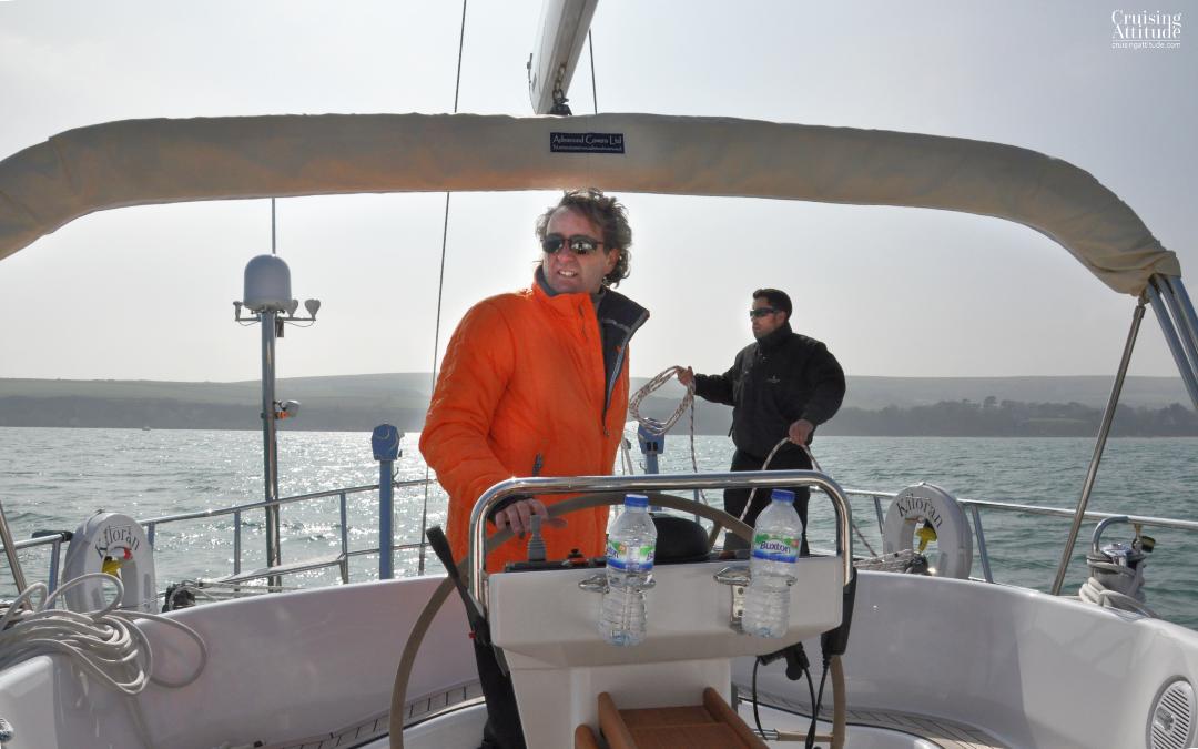 Studland Bay | Cruising Attitude Sailing Blog - Discovery 55