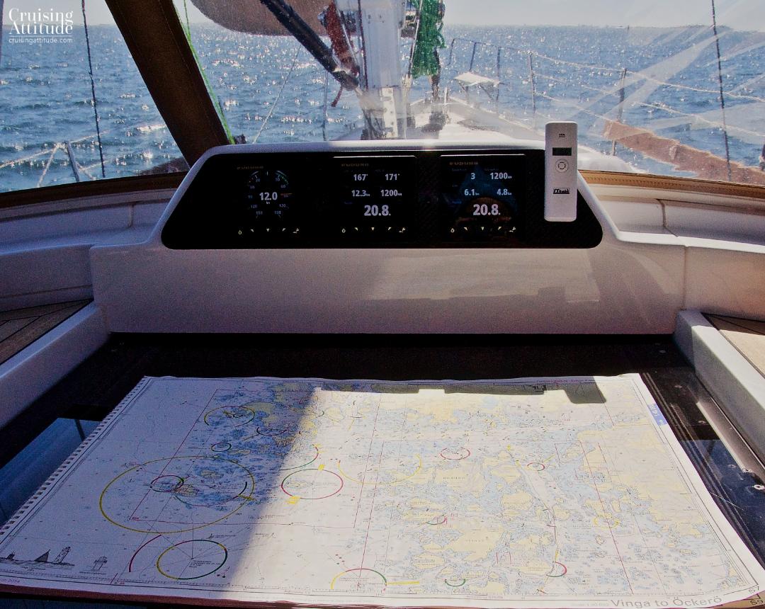 Vingö - Ockerö | Cruising Attitude Sailing Blog - Discovery 55