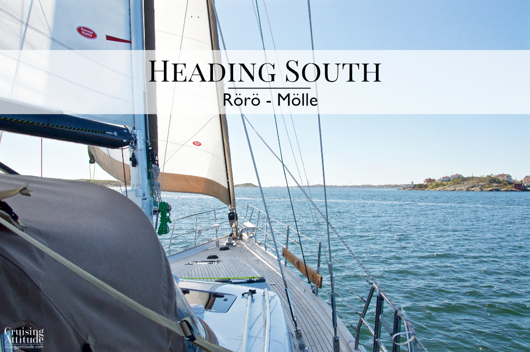 Heading south - Rörö to Mölle | Cruising Attitude Sailing Blog - Discovery 55
