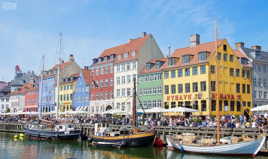 Nyhavn, Copenhagen | Cruising Attitude Sailing Blog - Discovery 55
