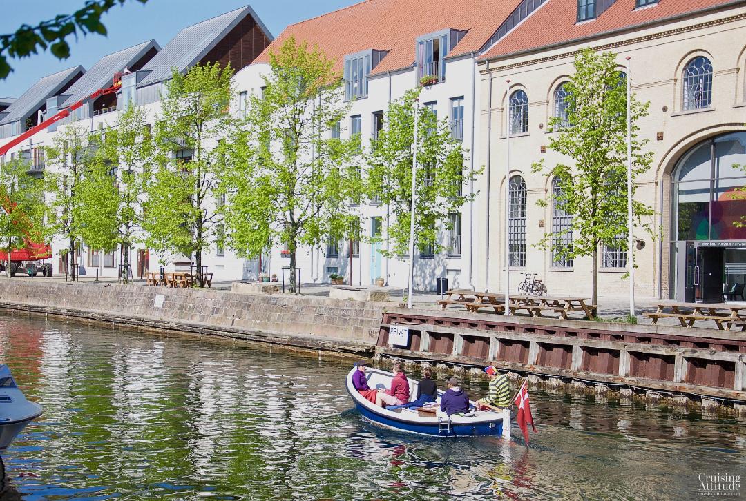 Christianshavn, Copenhagen | Cruising Attitude Sailing Blog - Discovery 55