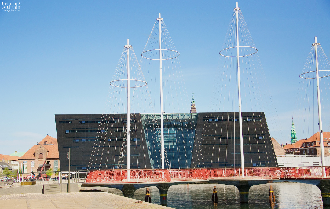 The Black Diamond, Copenhagen | Cruising Attitude Sailing Blog - Discovery 55