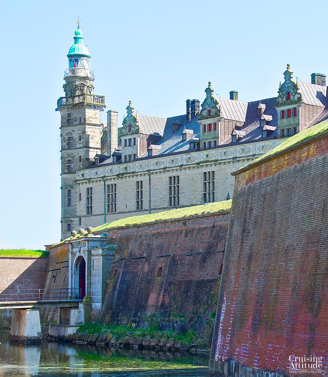 Kronberg Castle in Helsingør, Denmark | Cruising Attitude Sailing Blog - Discovery 55