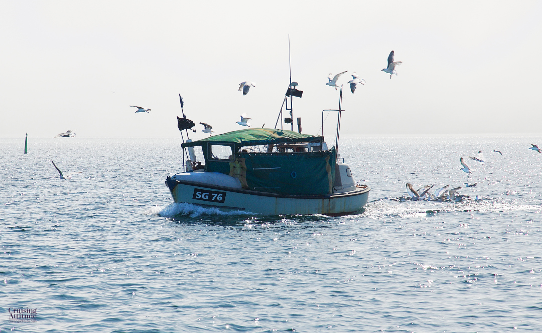 Nyborg, Denmark | Cruising Attitude Sailing Blog - Discovery 55