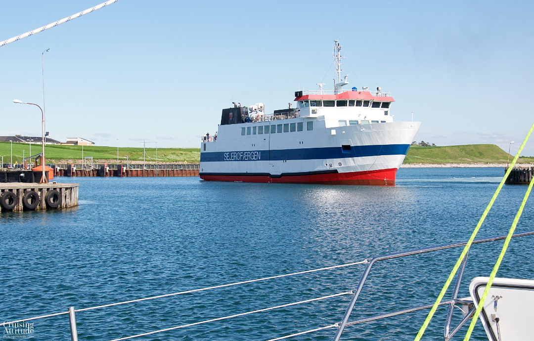 Sejerø, Denmark | Cruising Attitude Sailing Blog - Discovery 55