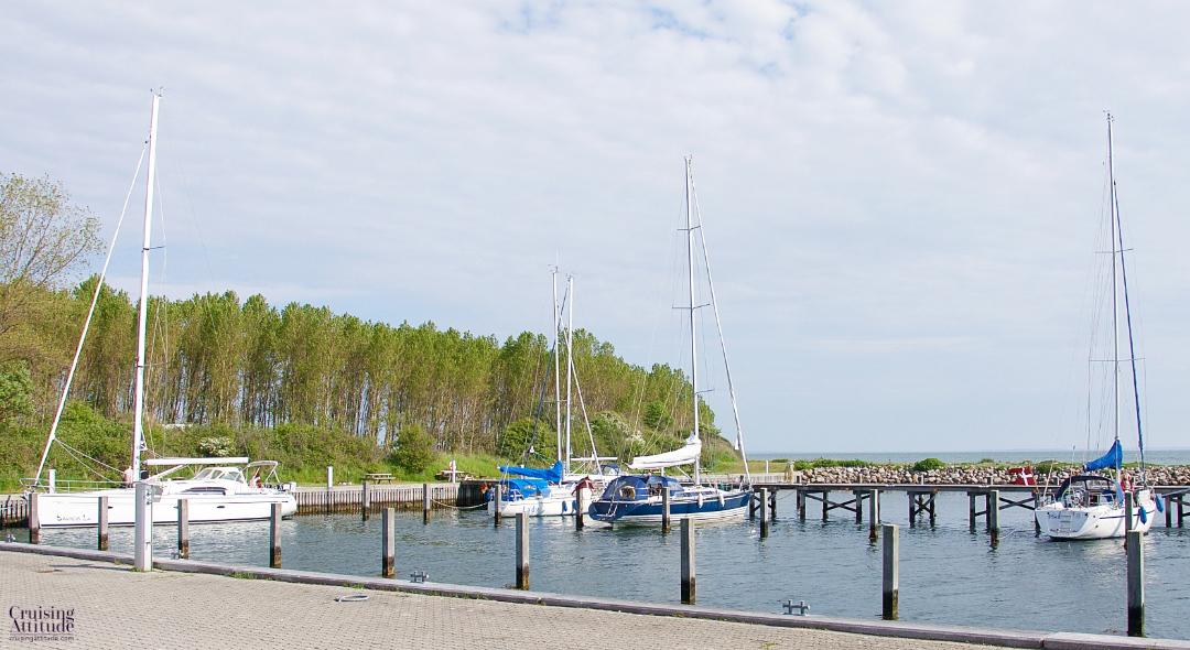 Vejrø, Denmark | Cruising Attitude Sailing Blog - Discovery 55