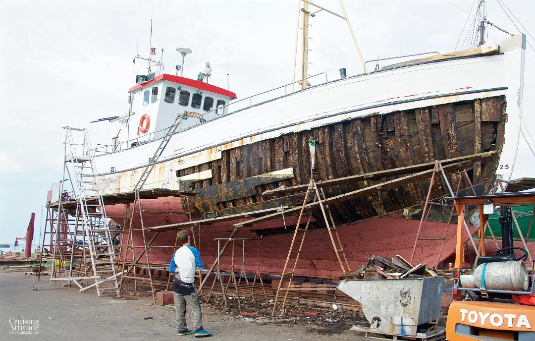 Gilleleje Harbour, Denmark | Cruising Attitude Sailing Blog - Discovery 55