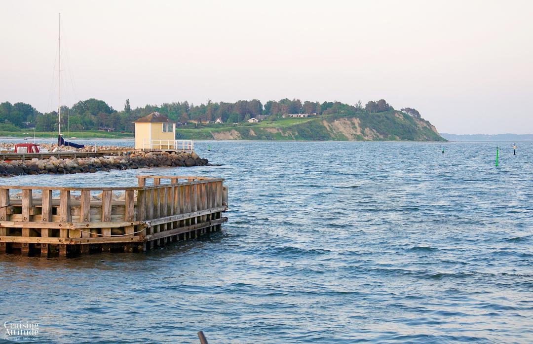 Lynaes, Denmark | Cruising Attitude Sailing Blog - Discovery 55