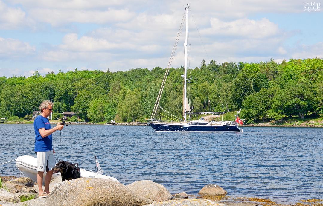 Skönviken, Blekinge archipelago, Sweden | Cruising Attitude Sailing Blog - Discovery 55