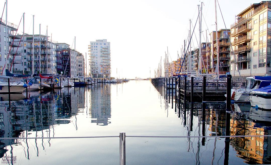 Dockan marina in Malmö, Sweden | Cruising Attitude Sailing Blog - Discovery 55