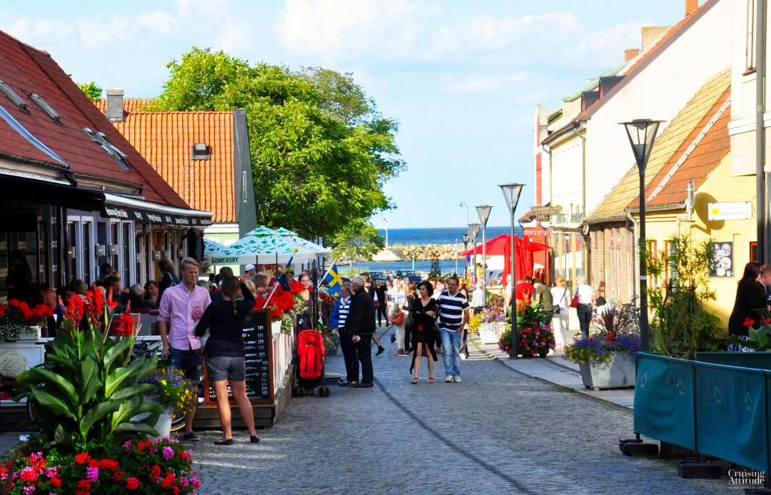 Simrishamn, Sweden | Cruising Attitude Sailing Blog - Discovery 55