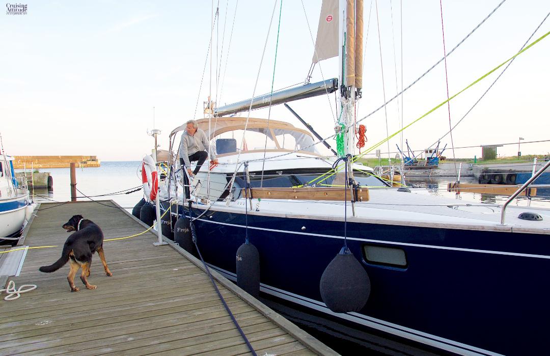 Smygehamn Marina, Sweden | Cruising Attitude Sailing Blog - Discovery 55
