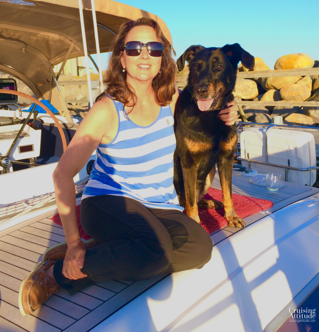 Ystad Marina, Sweden | Cruising Attitude Sailing Blog - Discovery 55