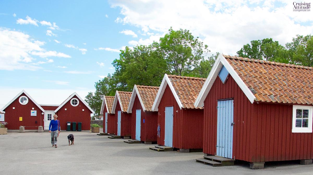Kristianopel Marina, Sweden | Cruising Attitude Sailing Blog - Discovery 55
