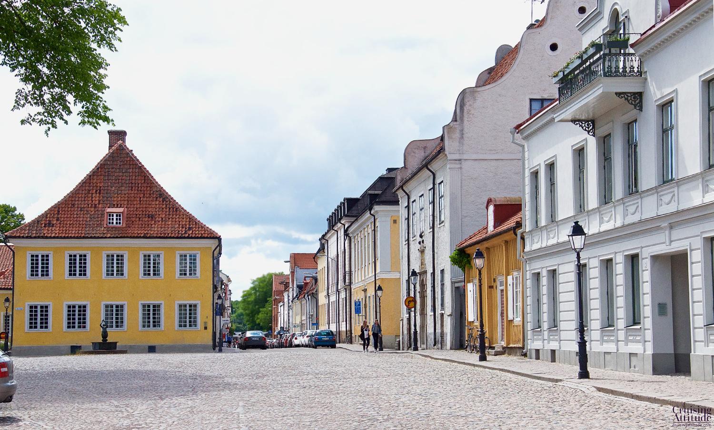 Kalmar Old Town | Cruising Attitude Sailing Blog - Discovery 55