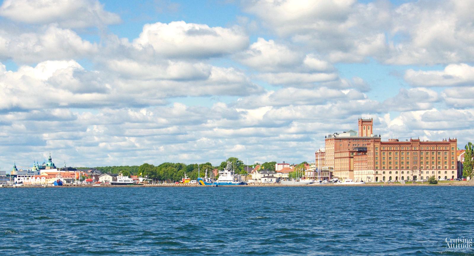 Kalmar harbour | Cruising Attitude Sailing Blog - Discovery 55