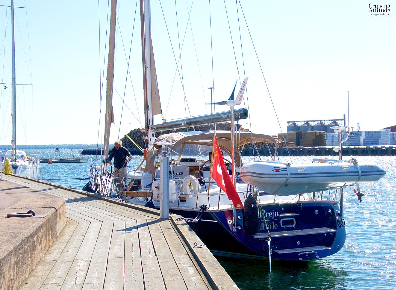 Kalmar marina | Cruising Attitude Sailing Blog - Discovery 55