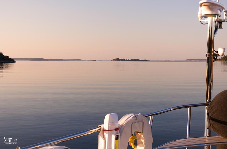 Fjärdlång, Sweden - Cruising Attitude Sailing Blog | Discovery 55