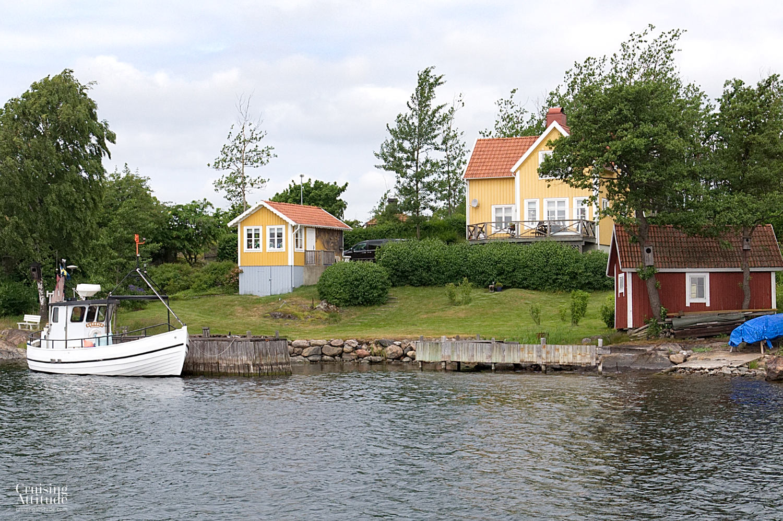 Gamla Oxelösund - Cruising Attitude Sailing Blog | Discovery 55