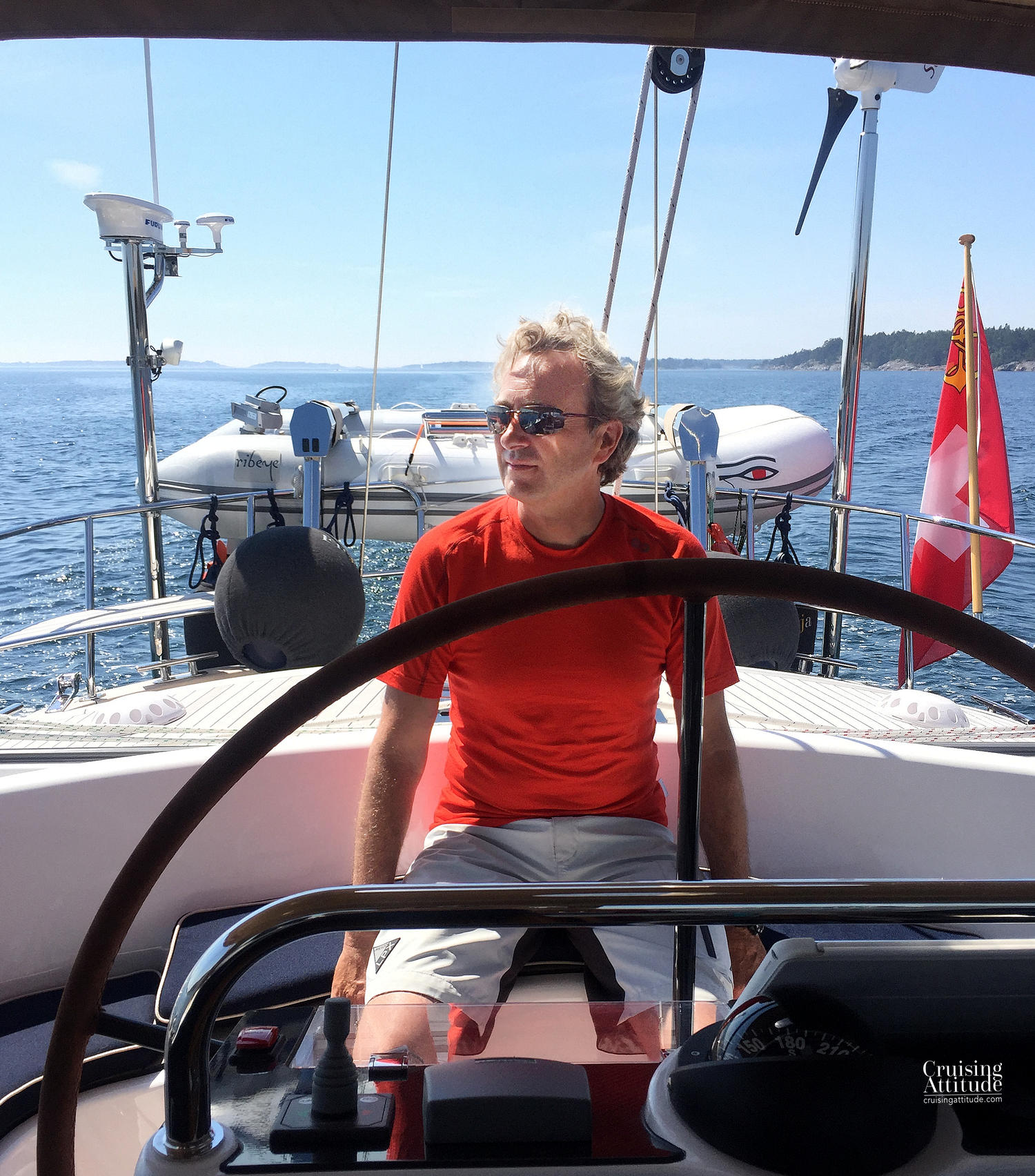 Sailing the Kalmar Strait | Cruising Attitude Sailing Blog - Discovery 55