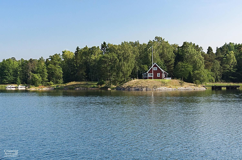 Rånöhamn - Cruising Attitude Sailing Blog | Discovery 55