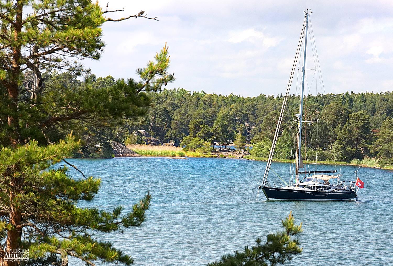Ringsön - Cruising Attitude Sailing Blog | Discovery 55