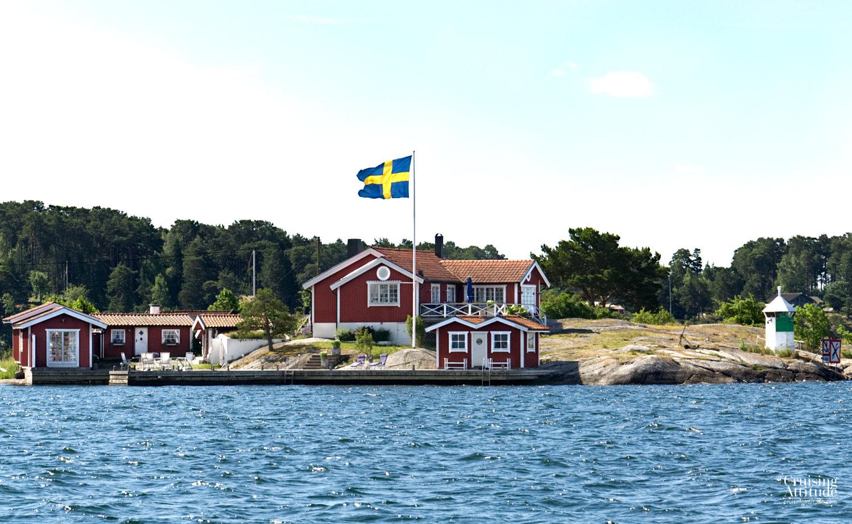 Dalarö - Cruising Attitude Sailing Blog | Discovery 55