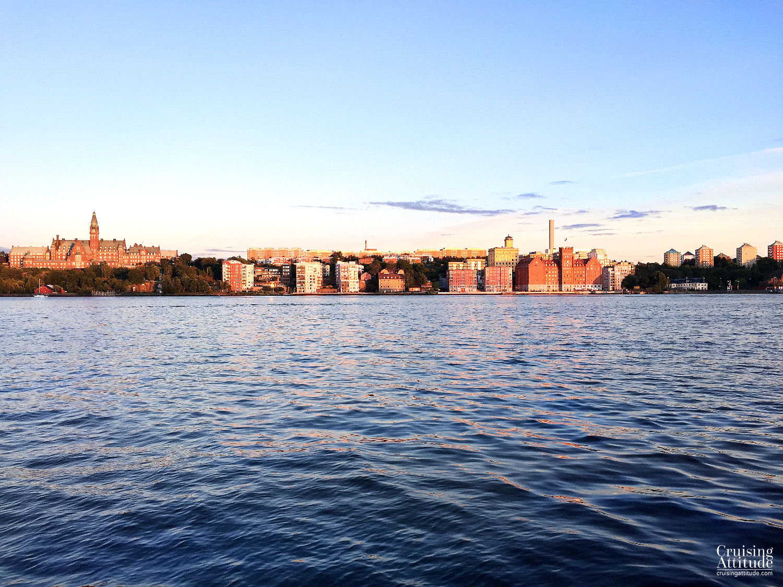 Stockholm - Cruising Attitude Sailing Blog | Discovery 55
