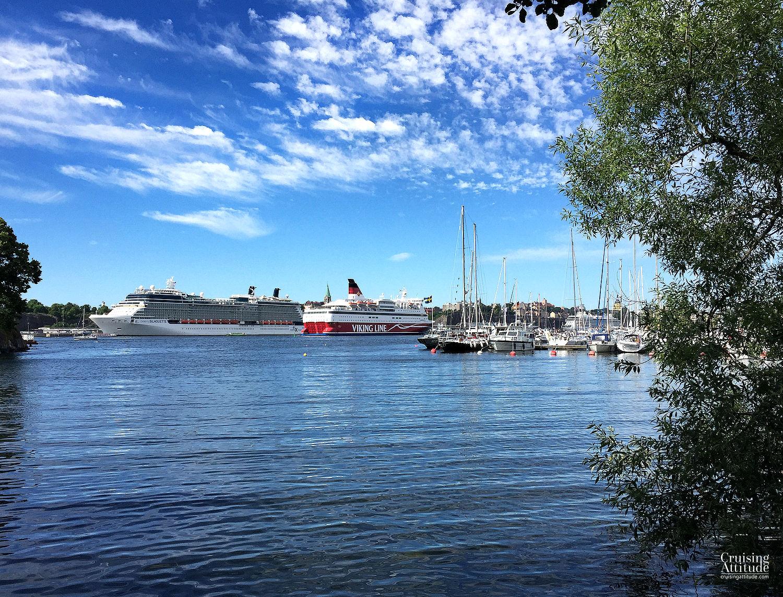 Navishamn on Djurgården, Stockholm - Cruising Attitude Sailing Blog | Discovery 55
