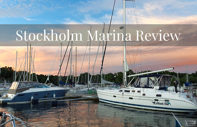 Navishamn Marina, Stockholm - Cruising Attitude Sailing Blog | Discovery 55