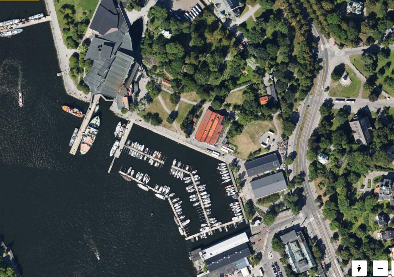 Wasahamn marina in Stockholm - Cruising Attitude Sailing Blog | Discovery 55