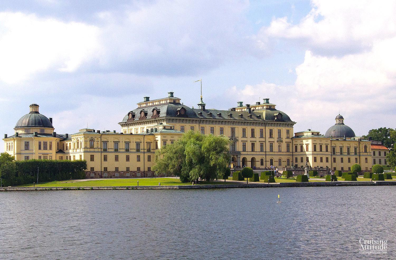 Stockholm - Drottningholm Palace - Cruising Attitude Sailing Blog | Discovery 55